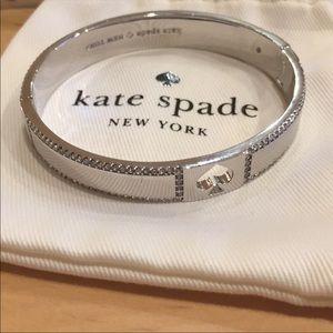 NWOT Kate Spade bangle bracelet